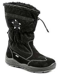 IMAC I2217z61 čierne dámske zimný topánky
