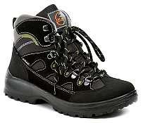 Jacalu A2043z21 čierne outdoorvé topánky