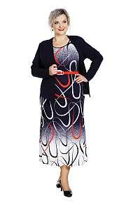 JARMILA - šaty 120 - 125 cm