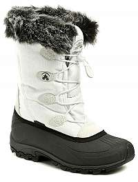 Kamik Momentum White dámska zimný obuv