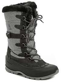 Kamik Snovalley2 sivá dámska zimný obuv