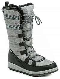 Kamik Vuplex sivá dámska zimný obuv