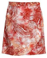 KAŠMÍR - zavinovací sukňa - cm