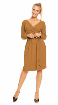 Kornélia ANGORA - šaty sa zavinovacím efektom