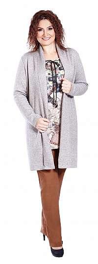 NELA - sveter sa šálovým golierom