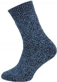 Nórska ponožka s vlnou