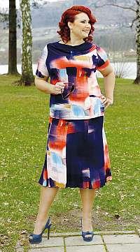 OSMA - sukňa 80- 85 cm
