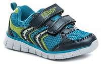 Peddy P2-518-27-13 modré detské tenisky