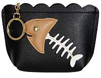 Peňaženka - kľúčenka ryba
