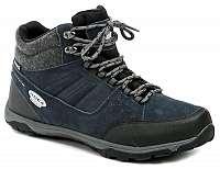 Rock Spriing Norska modré pánské trekingové boty
