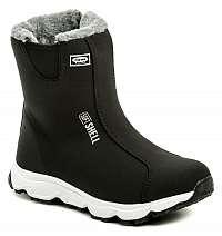 Rock Spring Arctica softshell čierno sivá dámska zimný obuv