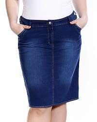 SADE - riflová sukňa