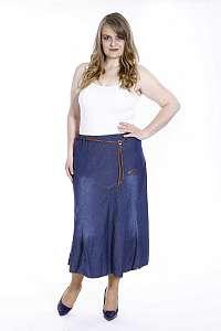 SHAY riflová sukňa