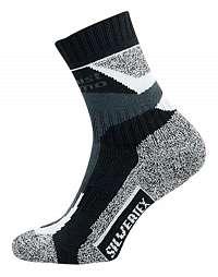 SILVERTEX ALPINNING - froté ponožky9N
