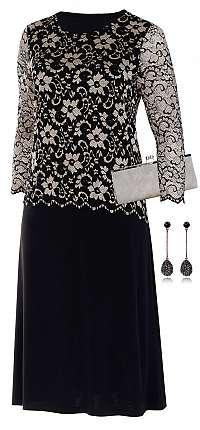 Sirael šaty 120 - 125 cm