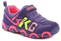 Slobby-0544-U1 fialové dětské tenisky