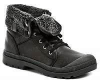 Sprox 042998 černé dámské zimní boty