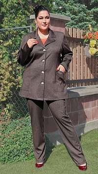 TEDA pružné nohavice 95 - 100 cm