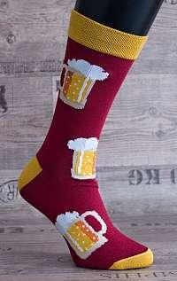 VEĽKÉ PIVO - ponožky