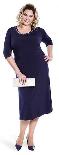 VERONA - šaty 3/4 rukáv 120 - 125 cm