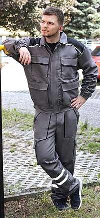 VILÉM - montérková bunda