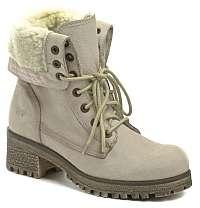 Weinbrenner W2287z02 béžové dámske zimný topánky