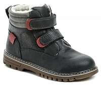 Wojtylko 3Z9089 tmavo modré zimný topánky