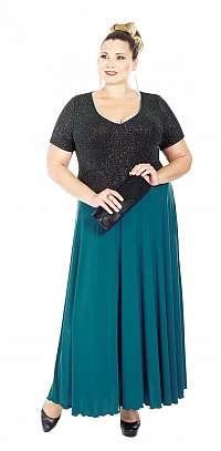 XARA - plesové šaty 140 - 145 cm