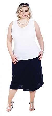 Zavinovacie sukňa 80 - 85 cm