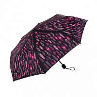 Albi Skladací dáždnik s pierkami