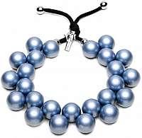 #ballsmania Originálne náhrdelník C206 14-4214 Azzuro Polvere