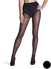 Bellinda Dámske formujúce pančuchové nohavice Figura DEN Black BE297151 -094 XL