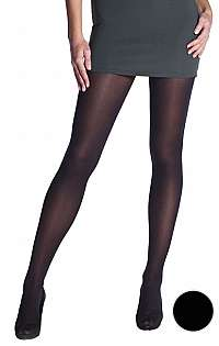 Bellinda Dámske pančuchové nohavice Opaque 60 DEN Black BE262002 -094 S