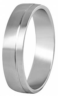 Beneto Pánsky snubný prsteň z ocele SPP06 63 mm