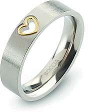 Boccia Titanium Zamilovaný titánový prsteň 0143-02 63 mm