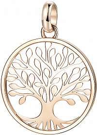 Brosway Oceľový prívesok strom Très Jolie BTJM292