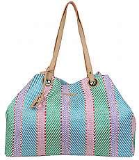 Bulaggi Dámska plážová taška Sunny shopper270 zelená