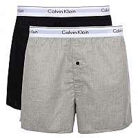 Calvin Klein 2 PACK - pánske trenírky NB1396A -BHY M