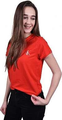 Calvin Klein Dámske tričko CK One S / S Crew Neck QS6356E -7FK Fury S
