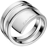 Calvin Klein Oceľový prsteň Beyond KJ3UMR0001 57 mm