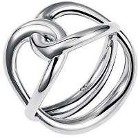 Calvin Klein Oceľový prsteň enlace KJ44BR0101 mm