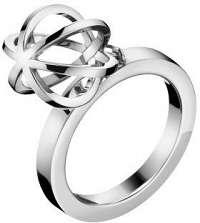 Calvin Klein Oceľový prsteň Show KJ4XMR00020 57 mm