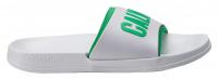 Calvin Klein Pánske šľapky Slide KM0KM00376-100 White-44