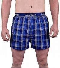 Calvin Klein Pánske trenky Boxer Trad NB1524A -7HJ L