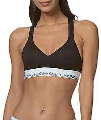 Calvin Klein Športová podprsenka Bralette Lift QF1654E-001 Black S