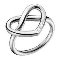 Calvin Klein Srdiečkový prsteň Charming KJ6BMR0001 mm