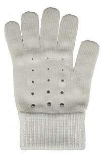 CAPU Dámske rukavice304-A White