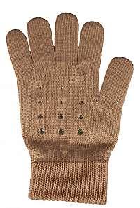 CAPU Dámske rukavice304-C Pink