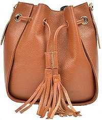 073b870209 Hnedé dámske kabelky z kože