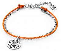 CO88 Oranžový mandala náramok Druhá čakra 860-180-090206-0000